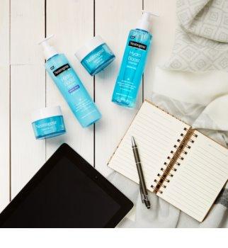 Neutrogena Hydro Boost® Face gel facial de limpeza