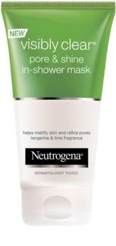 Neutrogena Visibly Clear Pore & Shine maska za obraz
