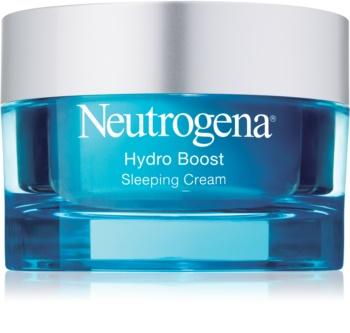 Neutrogena Hydro Boost® Face maschera notte idratante