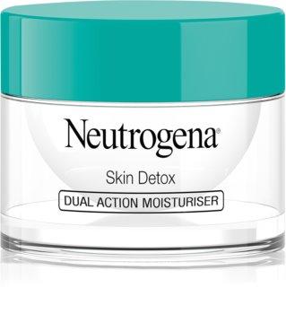Neutrogena Skin Detox regeneracijska in zaščitna krema 2 v 1