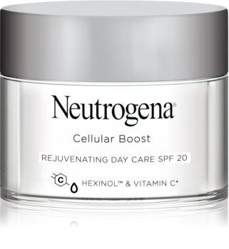 Neutrogena Cellular Boost crema giorno ringiovanente SPF 20