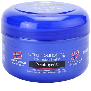 Neutrogena Norwegian Formula® Ultra Nourishing поживний інтенсивний бальзам
