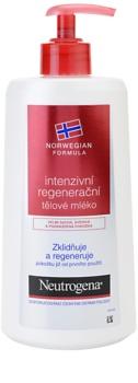 Neutrogena Norwegian Formula® Intense Repair regenerierende Intensiv-Bodymilk für trockene Haut