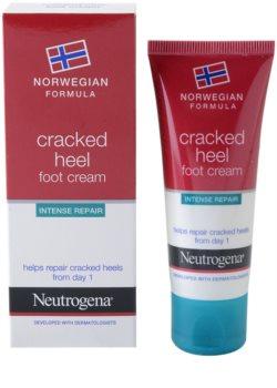 Neutrogena Norwegian Formula® Intense Repair creme para calcanhares