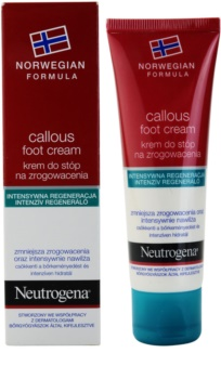 Neutrogena Norwegian Formula® Intense Repair crema de pies antidurezas