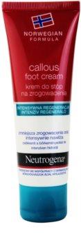 Neutrogena Norwegian Formula® Intense Repair krém na nohy proti mozoľom