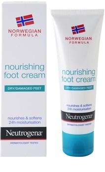 Neutrogena Norwegian Formula® Ultra Nourishing creme nutritivo para pernas