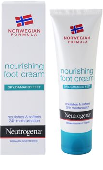 Neutrogena Norwegian Formula® Ultra Nourishing поживний крем для ніг