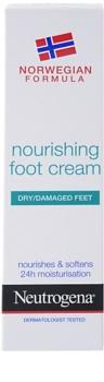Neutrogena Norwegian Formula® Ultra Nourishing tápláló krém lábakra