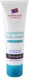 Neutrogena Norwegian Formula® Ultra Nourishing crema nutriente per i piedi