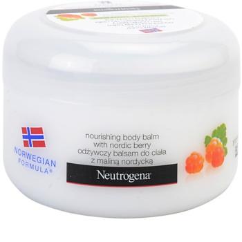 Neutrogena Norwegian Formula® Nordic Berry bálsamo corporal nutritivo para pele seca