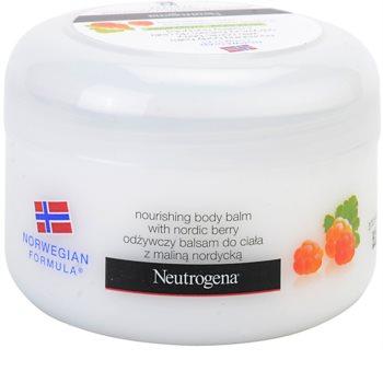 Neutrogena Norwegian Formula® Nordic Berry поживний бальзам для тіла для сухої шкіри