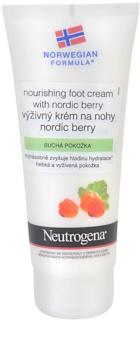 Neutrogena Norwegian Formula® Nordic Berry vyživující krém na nohy