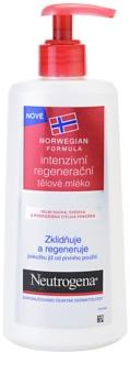 Neutrogena Norwegian Formula® Intense Repair интензивно регенериращо мляко за тяло за суха и чувствителна кожа