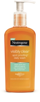 Neutrogena Visibly Clear Spot Proofing čisticí pleťový gel