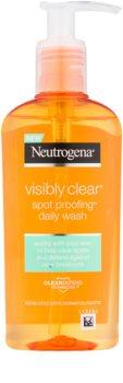Neutrogena Visibly Clear Spot Proofing gel za čišćenje lica