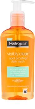 Neutrogena Visibly Clear Spot Proofing oczyszczający żel do twarzy