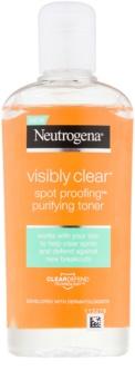 Neutrogena Visibly Clear Spot Proofing micelárne čistiace tonikum