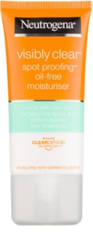 Neutrogena Visibly Clear Spot Proofing Oil Free Moisturiser