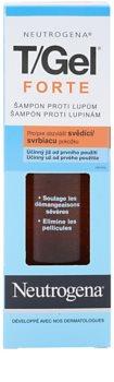 Neutrogena T/Gel Forte korpásodás elleni sampon száraz, viszkető fejbőrre