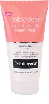 Neutrogena Visibly Clear Pink Grapefruit Crèmige Reinigingsemulsie