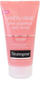 Neutrogena Visibly Clear Pink Grapefruit piling