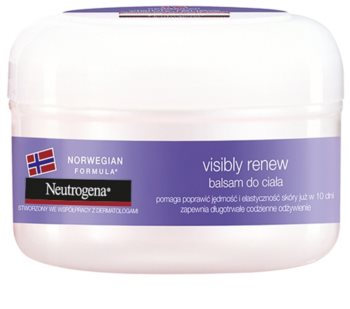 Neutrogena Norwegian Formula® Visibly Renew бальзам