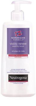 Neutrogena Norwegian Formula® Visibly Renew leche corporal