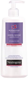 Neutrogena Norwegian Formula® Visibly Renew leite corporal