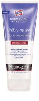 Neutrogena Norwegian Formula® Visibly Renew Perfecting Body Serum