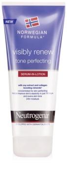 Neutrogena Norwegian Formula® Visibly Renew zdokonalující tělové sérum