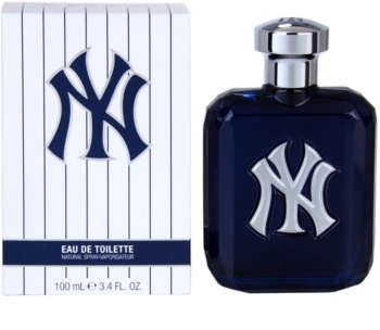 New York Yankees New York Yankees Eau de Toilette für Herren 100 ml