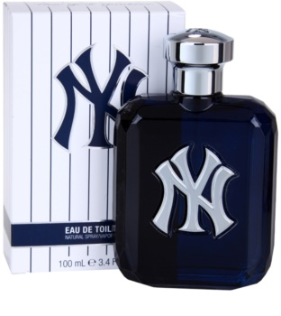 New York Yankees New York Yankees eau de toilette pentru barbati 100 ml