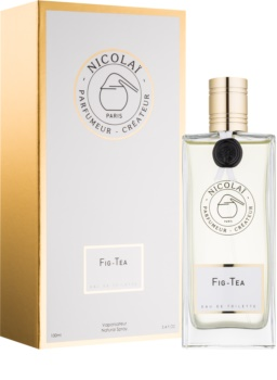 Nicolai Fig Tea Eau de Toilette unisex 100 ml