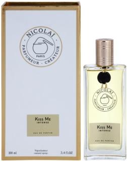 Nicolai Kiss Me Intense eau de parfum nőknek 100 ml