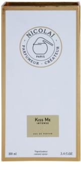 Nicolai Kiss Me Intense Eau de Parfum voor Vrouwen  100 ml