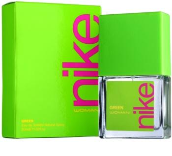 Nike Green Woman Eau de Toilette für Damen 30 ml