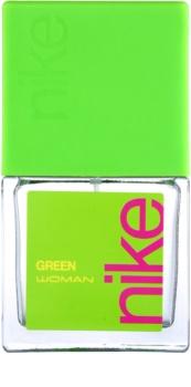 Nike Green Woman Eau de Toilette for Women 30 ml