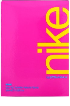 Nike Pink Woman woda toaletowa dla kobiet 30 ml