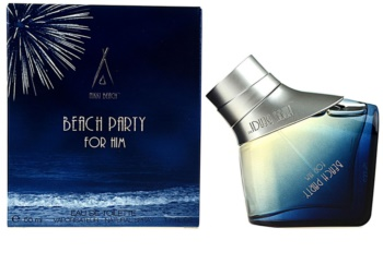 Nikki Beach Beach Party for Him Eau de Toilette voor Mannen 50 ml