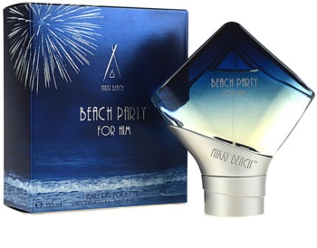 Nikki Beach Beach Party for Him Eau de Toilette for Men 50 ml