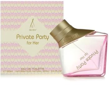 Nikki Beach Private Party for Her Eau de Toilette for Women 100 ml
