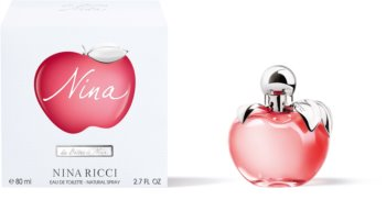 Nina Ricci Nina Eau de Toilette for Women 80 ml