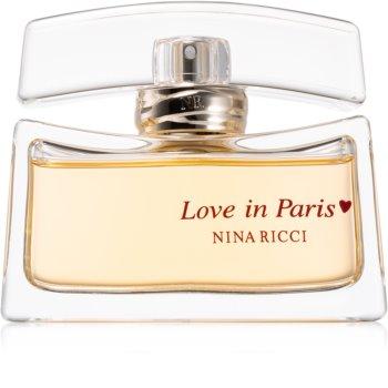 Nina Ricci Love in Paris eau de parfum para mulheres 50 ml