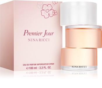 Nina Ricci Premier Jour Eau de Parfum para mulheres 100 ml
