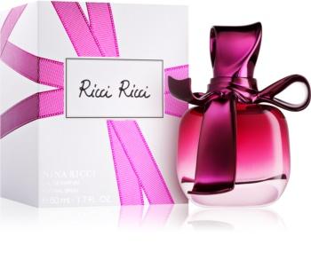 Nina Ricci Ricci Ricci Eau de Parfum voor Vrouwen  50 ml