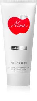 Nina Ricci Nina leche corporal para mujer 200 ml