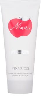 Nina Ricci Nina lapte de corp pentru femei 200 ml