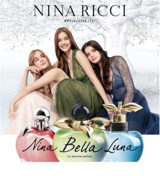 Nina Ricci Luna eau de toilette per donna 80 ml