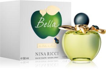 Nina Ricci Bella eau de toilette para mujer 50 ml